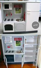 Inspirace na DIY kuchyňky