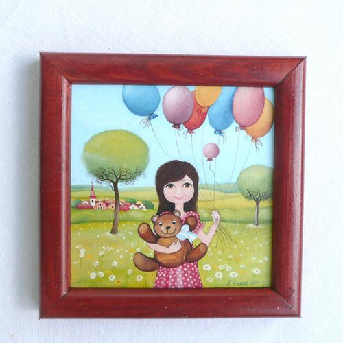 Dětský pokoj - naše inspirace - Fler-Zuzana.Honsova
