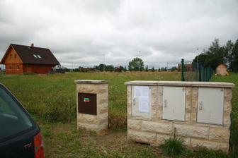 Pozemek - zakoupený v roce 2008