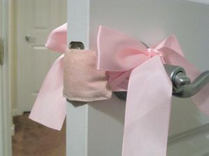 Zarážka dveří - vyrobíme sami:-)