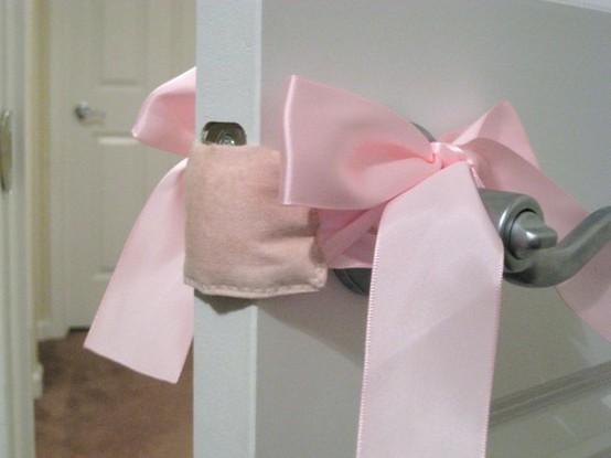 Dětský pokoj - naše inspirace - Zarážka dveří - vyrobíme sami:-)