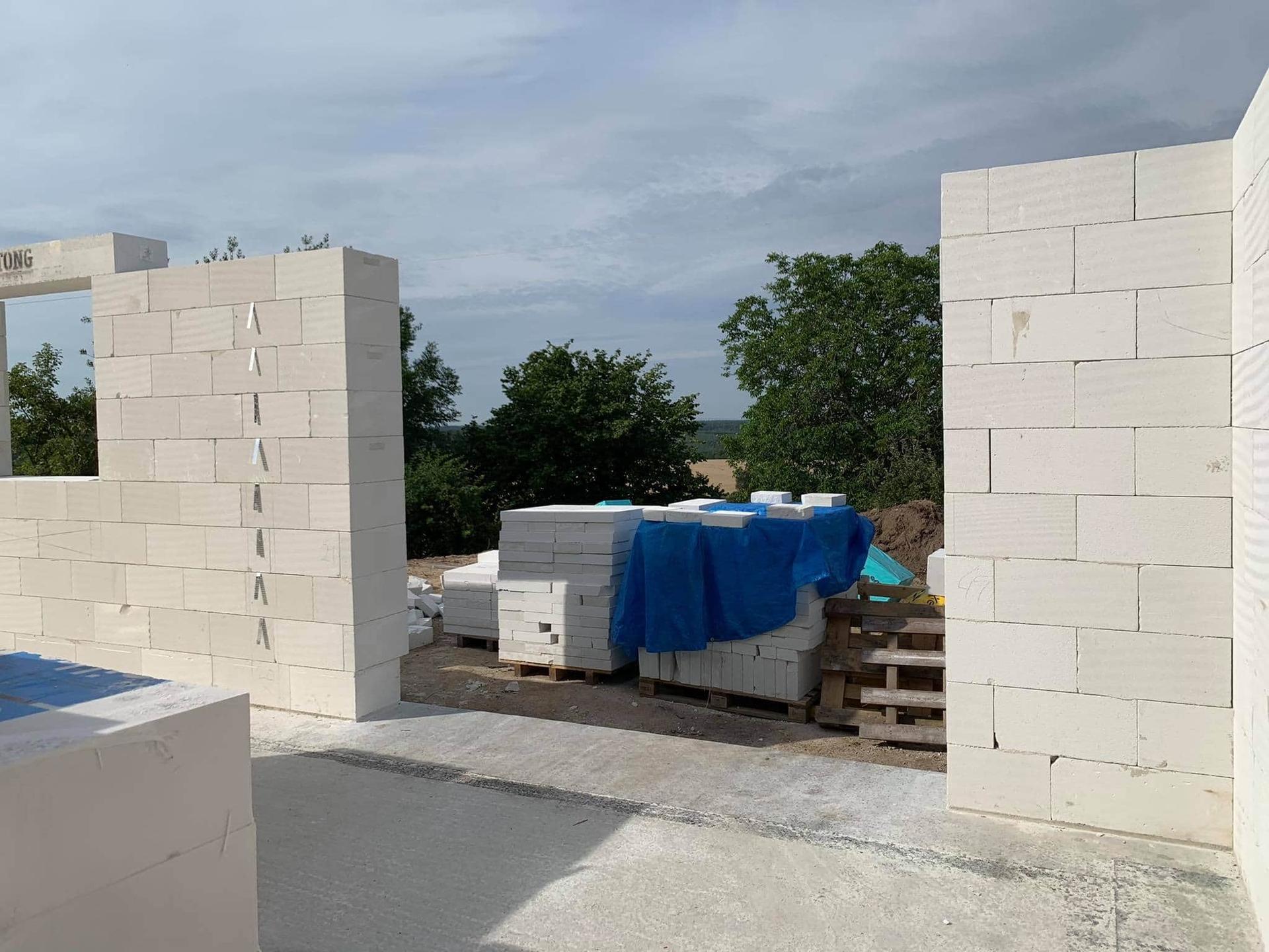 Hrubá stavba - Obrázek č. 15