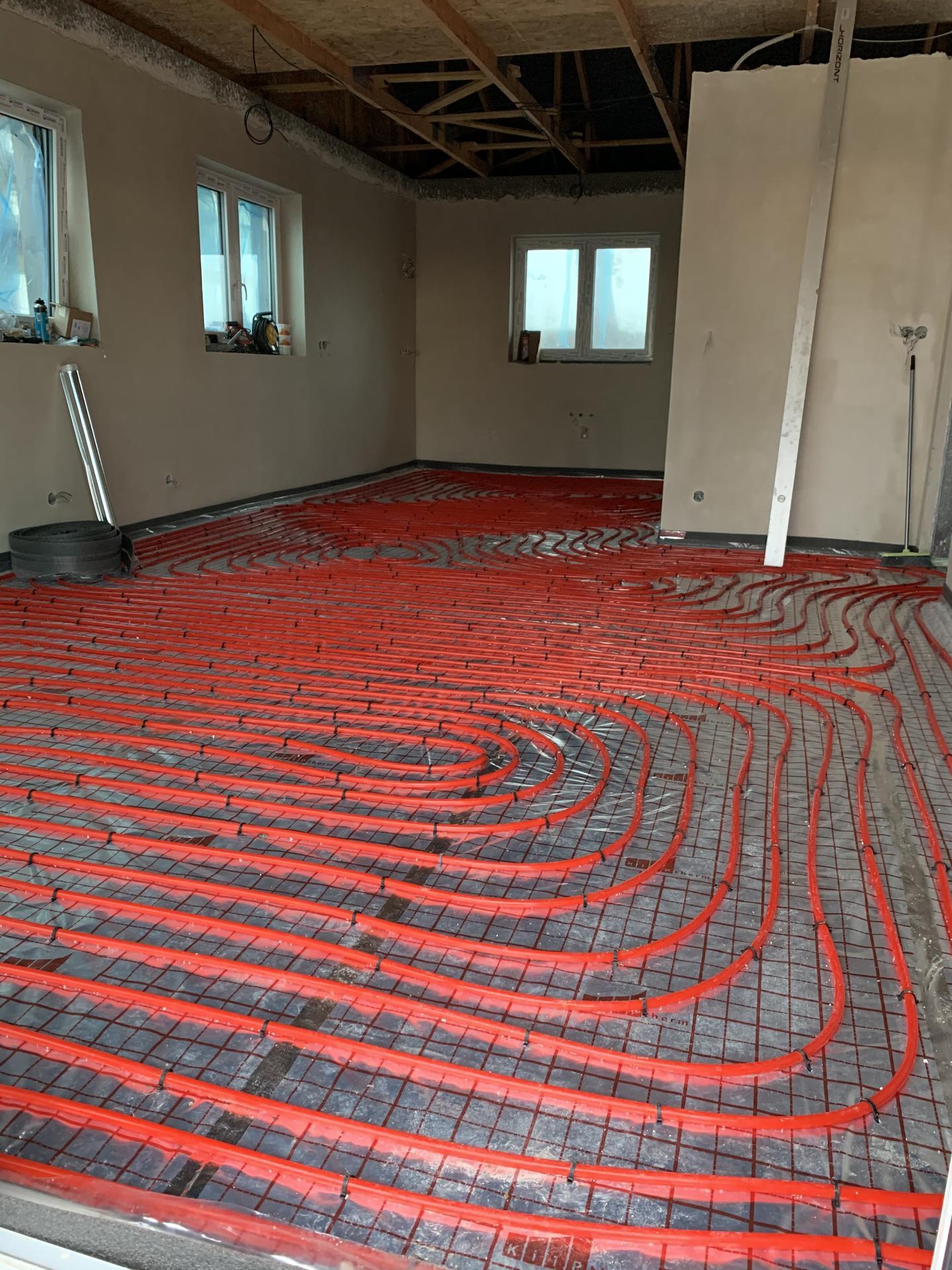 Podlahové topení - Obrázek č. 19