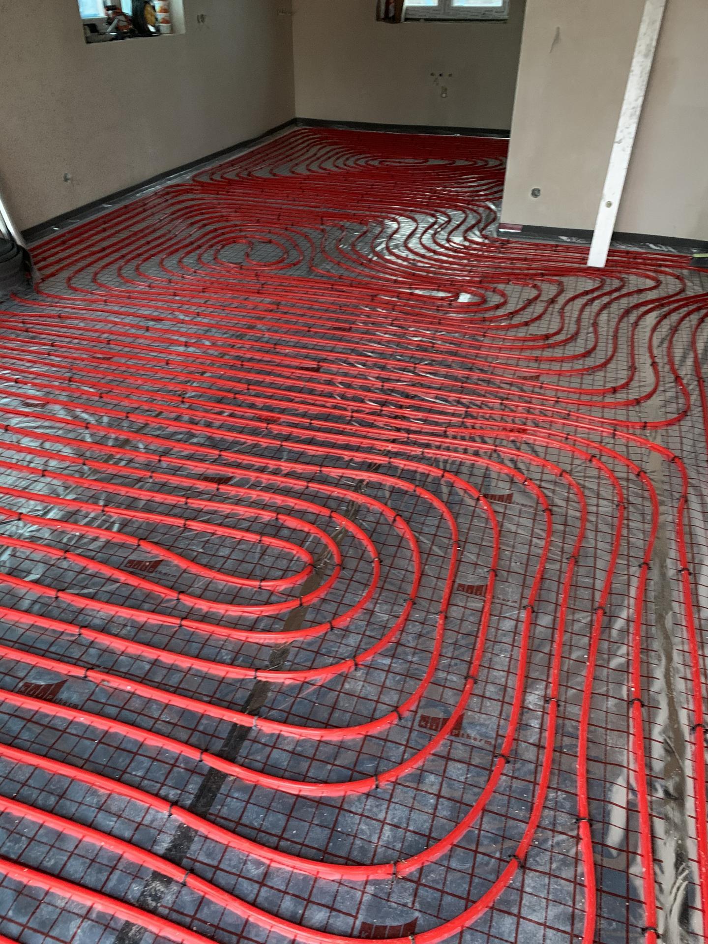 Podlahové topení - Obrázek č. 20