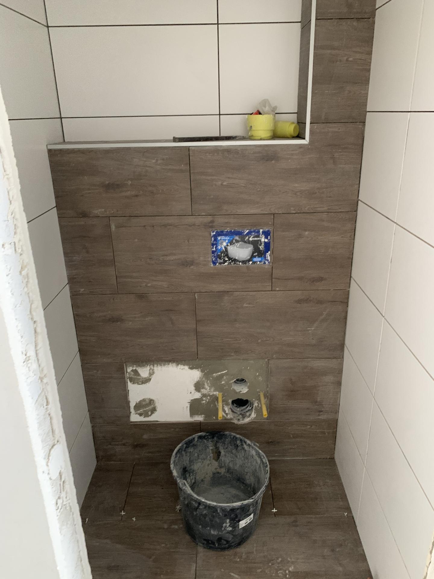 Wc a Koupelna s wc - Obrázek č. 7