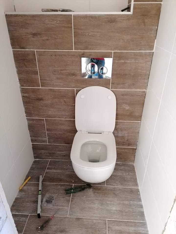 Wc a Koupelna s wc - Obrázek č. 18