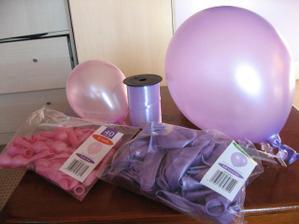 baloniky...
