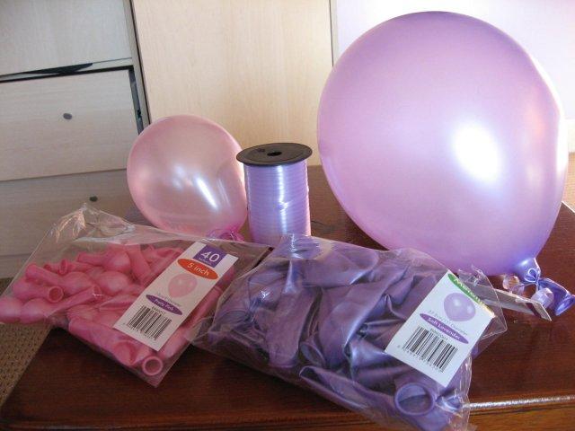 Vsetko co sa mi paci.... :))) - baloniky...