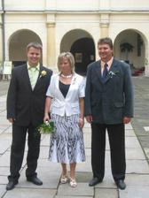 manžel s rodiči