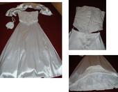 bílé šaty , 36