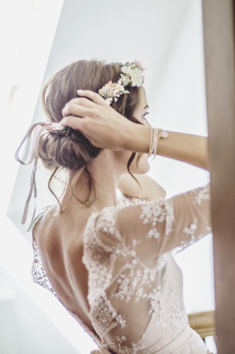 Účesy pro nevěstu - Obrázek č. 48