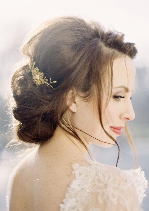Účesy pro nevěstu - Obrázek č. 53