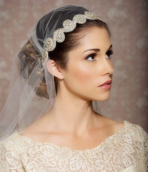 Účesy pro nevěstu - Obrázek č. 2