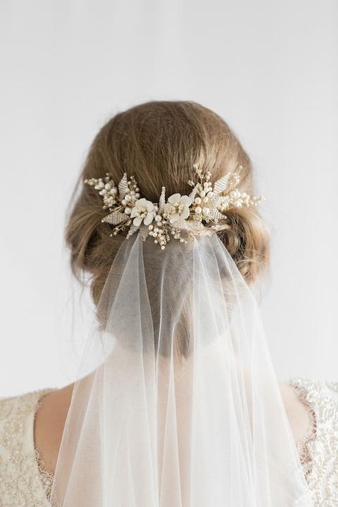 Účesy pro nevěstu - Obrázek č. 5