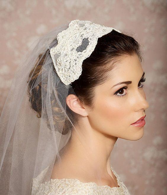 Účesy pro nevěstu - Obrázek č. 9