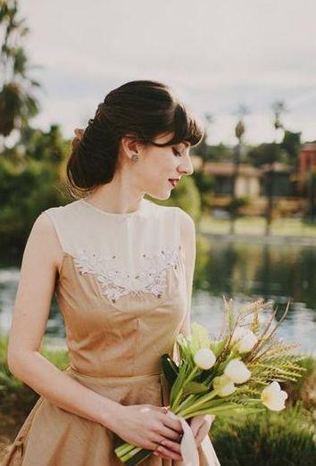 Účesy pro nevěstu - Obrázek č. 8