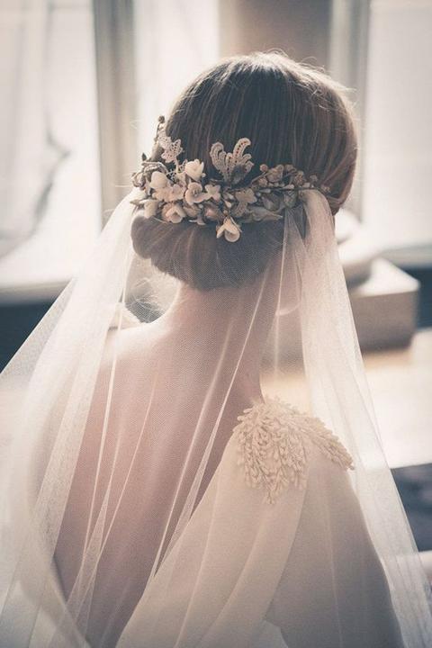 Účesy pro nevěstu - Obrázek č. 4