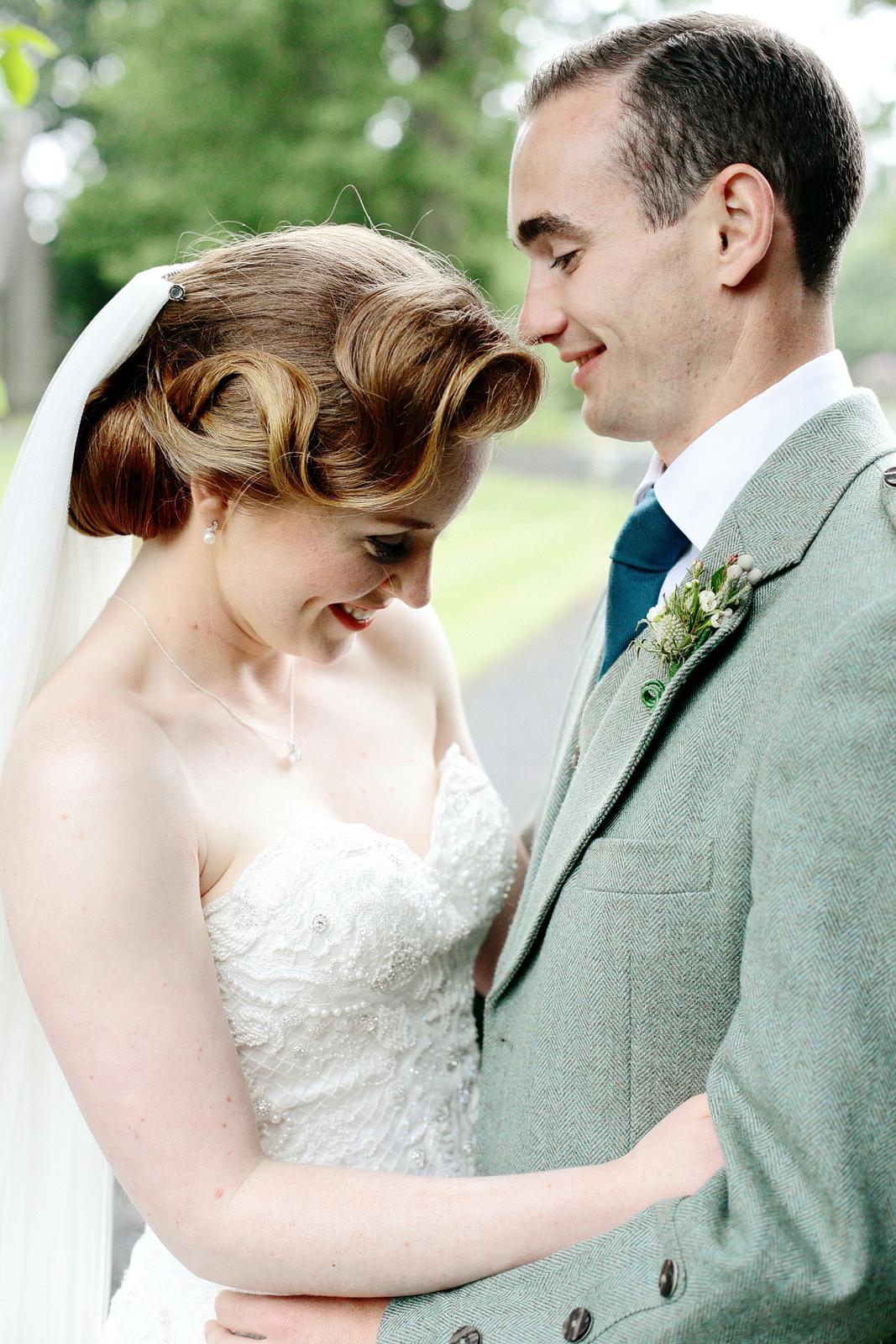 Účesy pro nevěstu - Obrázek č. 1