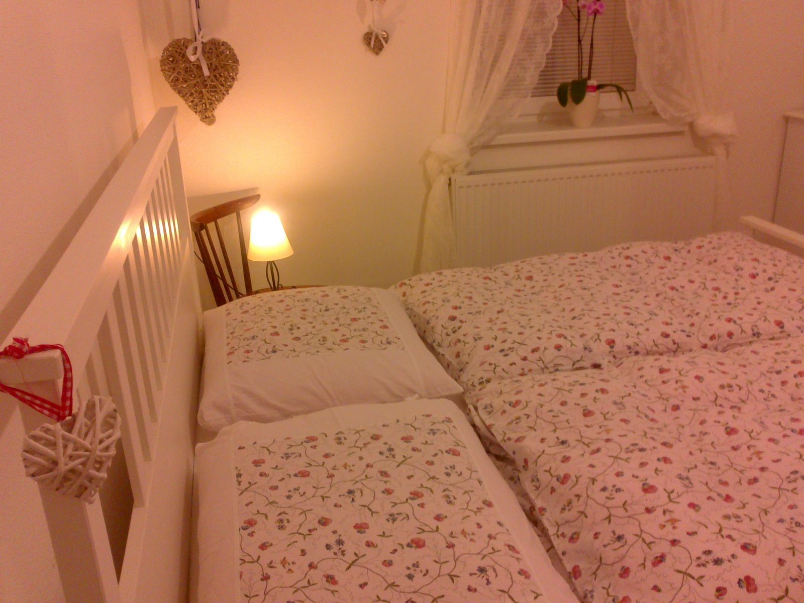 NASE - po 15 rokoch vymena postele :)