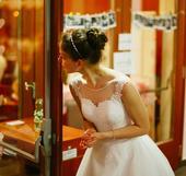 Šaty pro drobnou nevěstu, 34