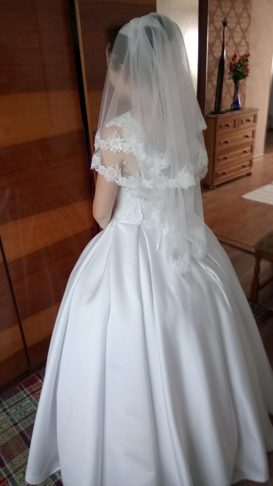 Predan svadobné šaty - Obrázok č. 2