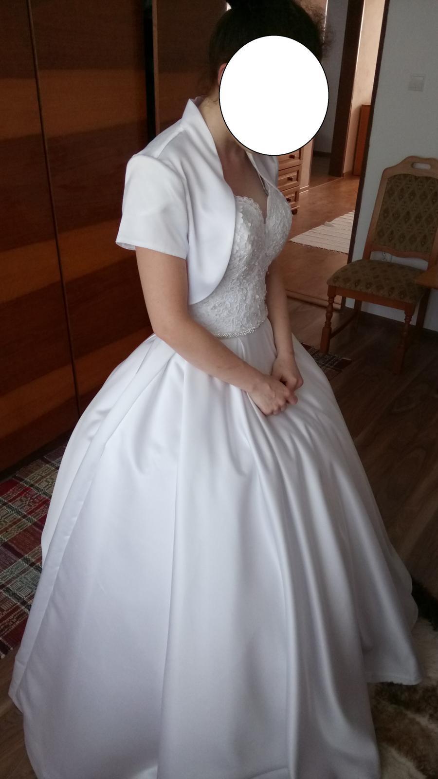 Predan svadobné šaty - Obrázok č. 3