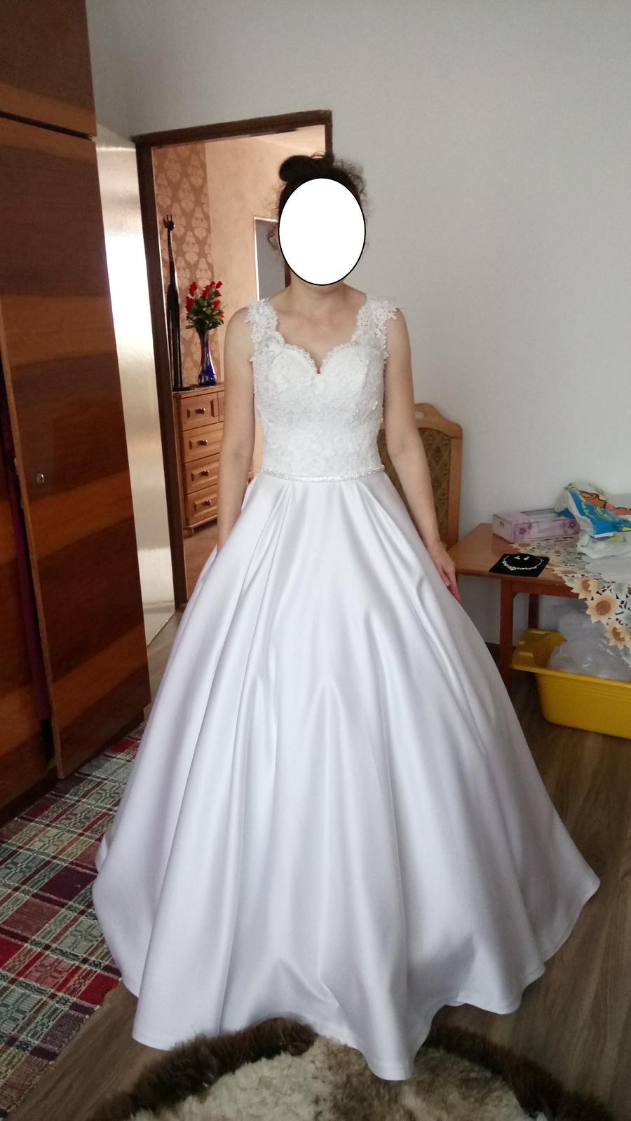 Predan svadobné šaty - Obrázok č. 1