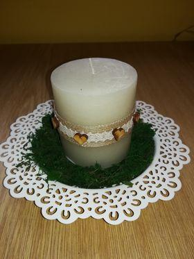 svíčka - Obrázek č. 1