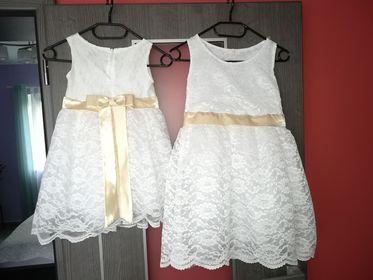 Šaty pro družičky ve 3 velikostech - Obrázek č. 1