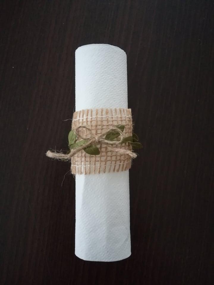 Kroužky na ubrousky - Obrázek č. 1