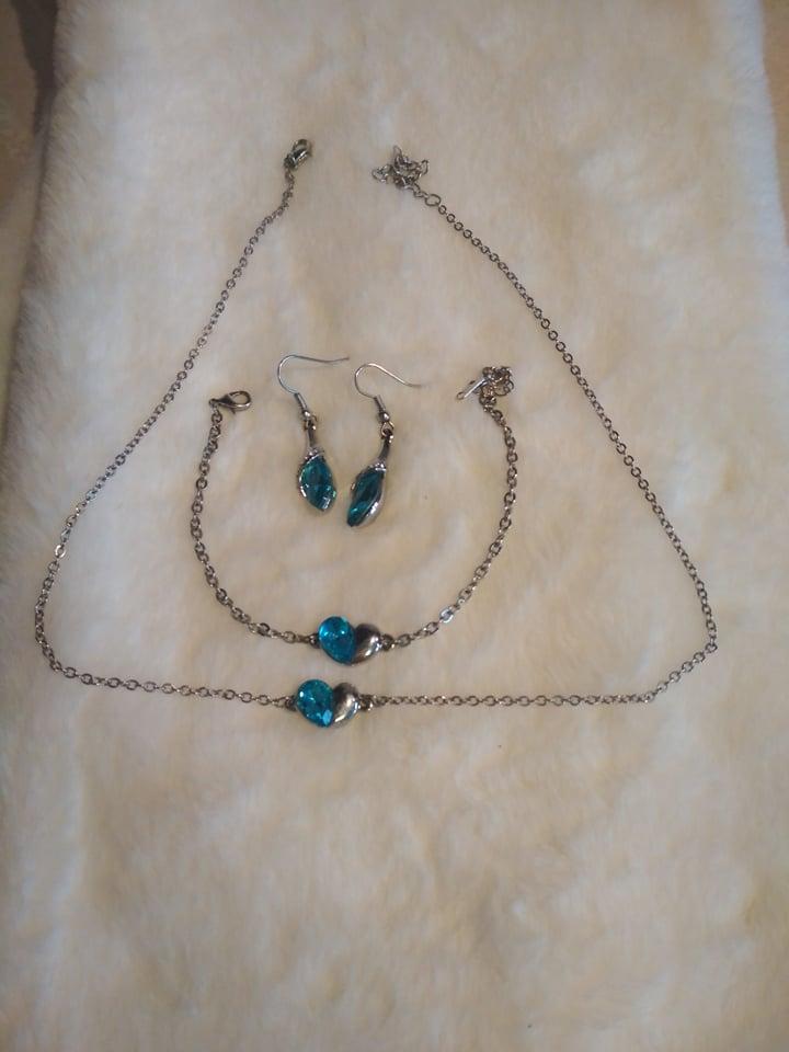 Set šperkov - Obrázok č. 1