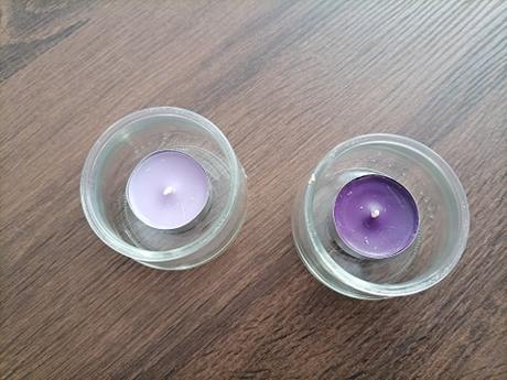 Sklenené svietniky na sviečky - Obrázok č. 2