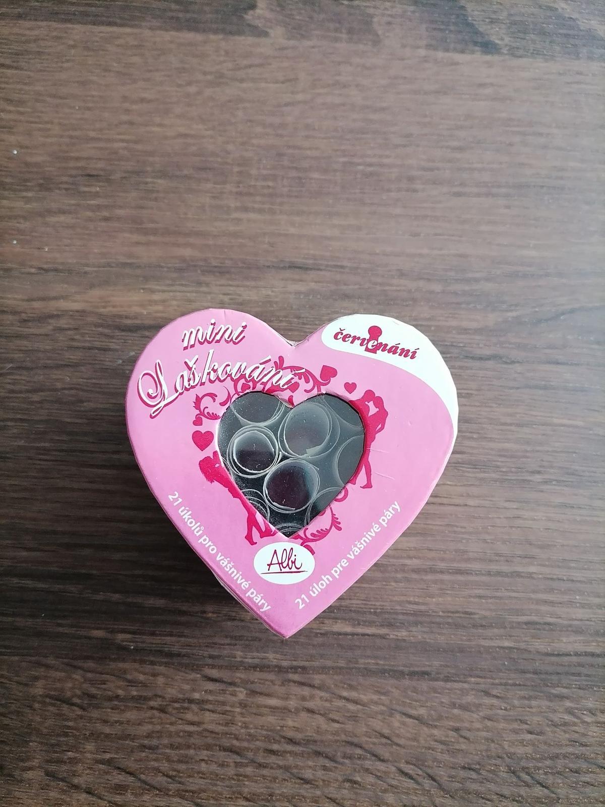 Krabička lásky - Obrázok č. 1
