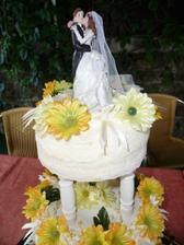 detail dortu (domácí výroba - tchýně upekla)