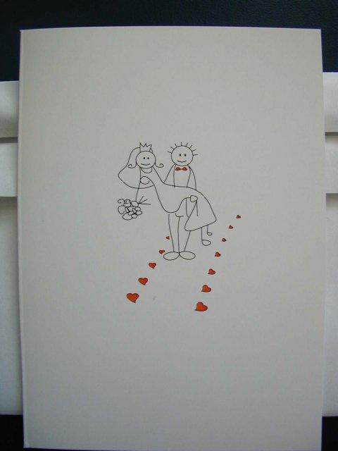 Moje=naše přípravy - svatební oznámení