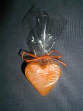 pozornost=dáreček na stůl pro svatební hosty