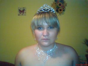 Tak to jsem já a moje šperky na svatbu