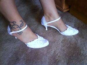 tak tohle jsou moje botičky jsou nádherné