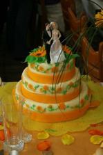 náš dortíček moc se povedl a byl výbornýý