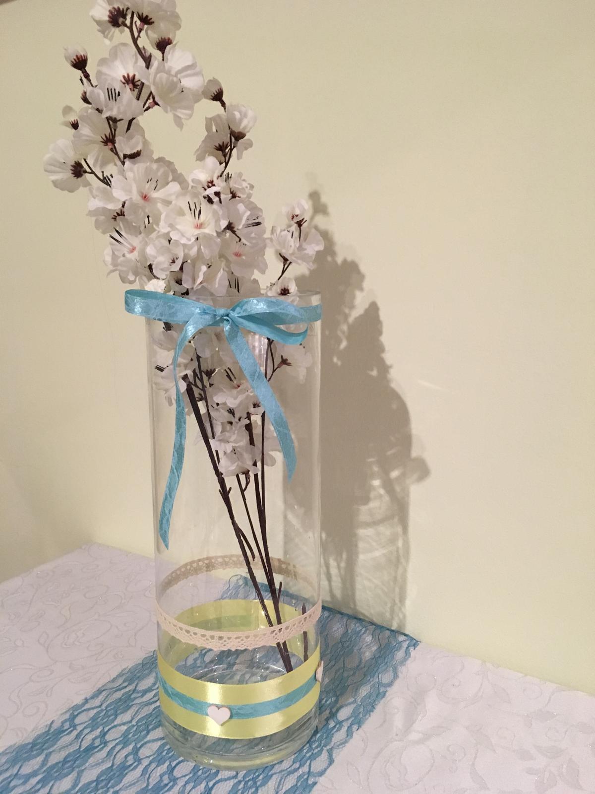 Váza zdobená - Obrázek č. 1