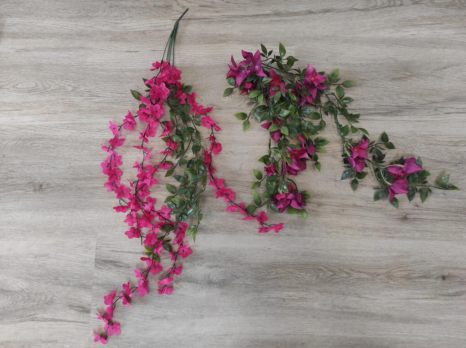 Květinové girlandy - Obrázek č. 1