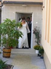 ... i nevěsta se vydala ...