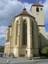 ... kostel sv. Jakuba v Boskovicích