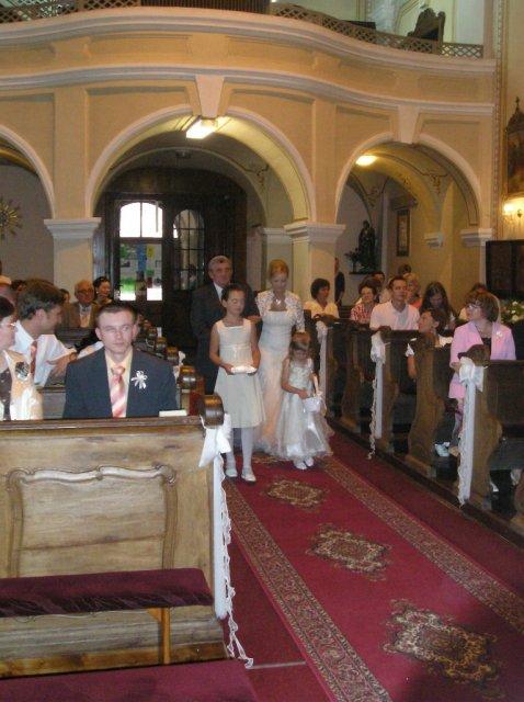 Magdaléna{{_AND_}}Zoli - ocko ma vedie k oltáru...