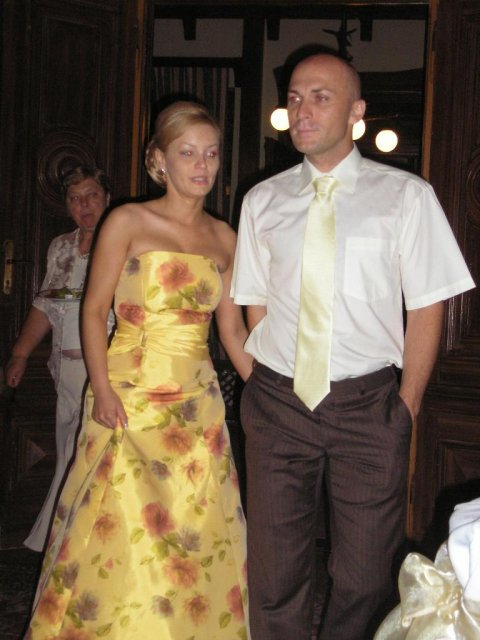 Magdaléna{{_AND_}}Zoli - popolnočné šaty.....