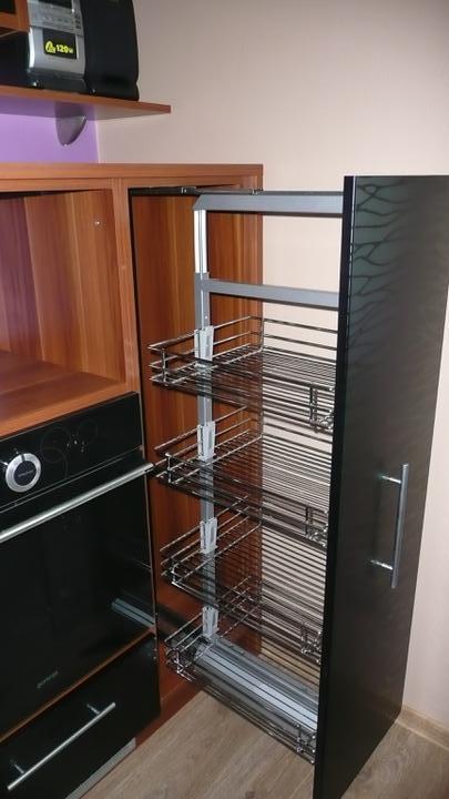 Posledné kuchyne v čiernom šate - Obrázok č. 13