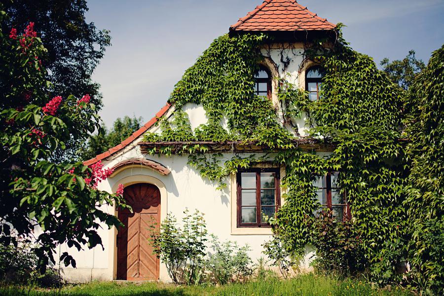 Veronika{{_AND_}}Marek - Prostory statku v Zápech jsou nádherné :-)