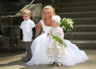 synovec a neteř :-))