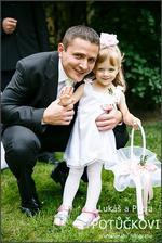 tatínek se svojí princeznou