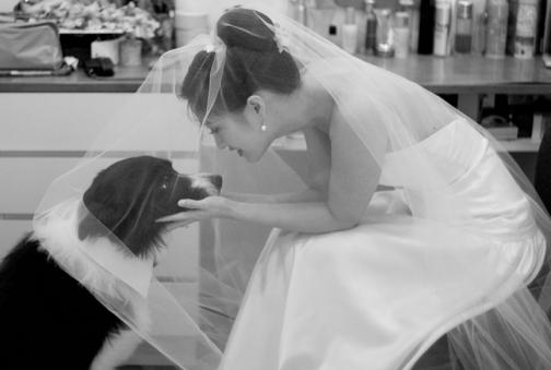 Budeme manželia :) - ďalšia krásna s pejsanom :)